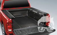 red truck bed liner