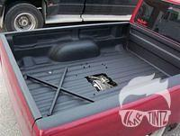 truck bed liner finishing