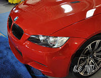 Clear bra, Paint Protection Film BMW